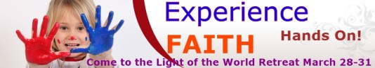Experience Faith Hands On LOTW