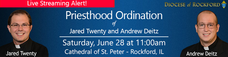2014 Ordination streaming