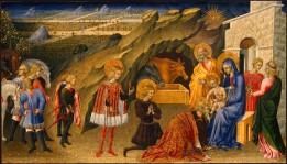 adoration of the maji by paolo